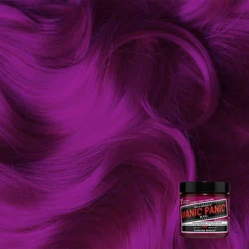 צבע לשיער Fuschia Shock