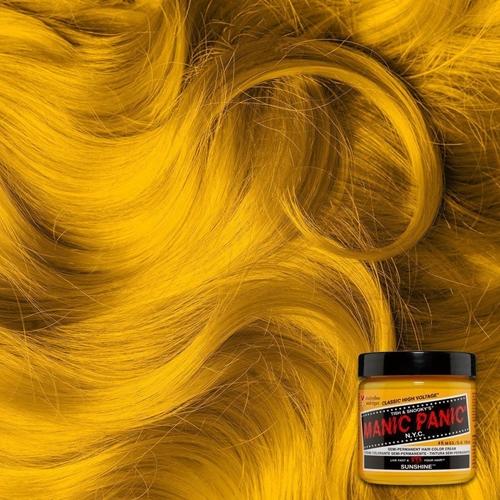 צבע לשיער Sunshine