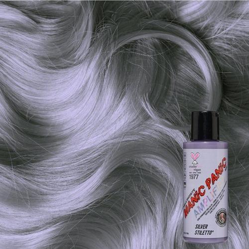 צבע לשיער silver stiletto